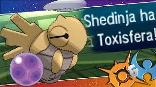 Gambar cover ¡SHEDINJA CON TOXISFERA! ESTRATEGIA OP Pokémon Sol y Luna: COMBATE!