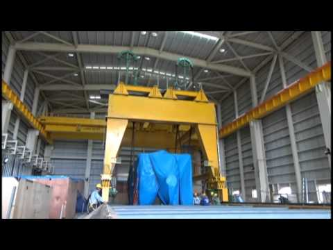 PROSPRISE INTERNATIONAL CORP. STRAND JACK HEAVY LIFTING PROJECTS