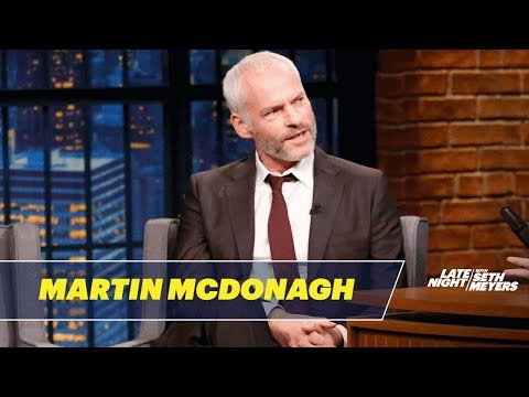 Martin McDonagh Discusses Three Billboards Outside Ebbing, Missouri