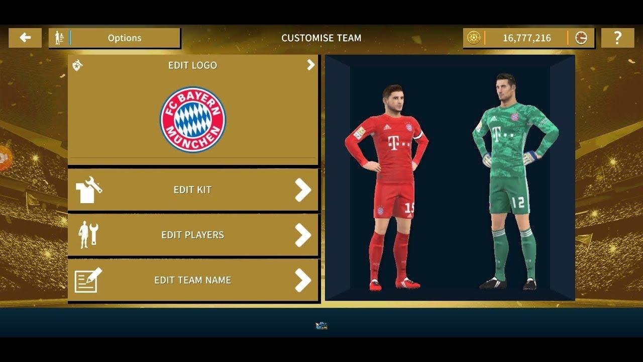 Dream League Soccer 2020 - Import Kit Bayern Munich