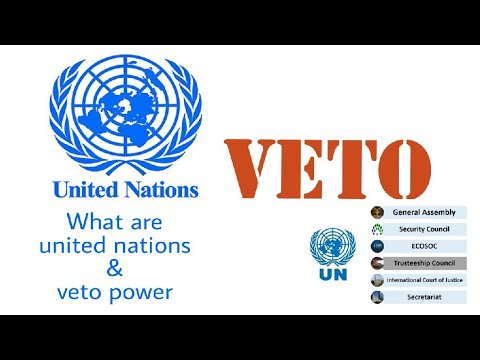United Nations & veto power explained in details by Rohingya English Club