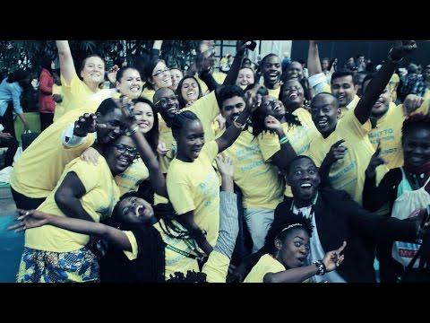 Видео: Youth Flashmob  Women Deliver 2016