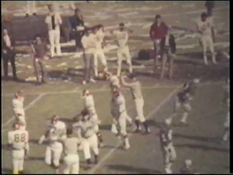 1969 Oklahoma at Kansas State Football Game Part 5 of 7