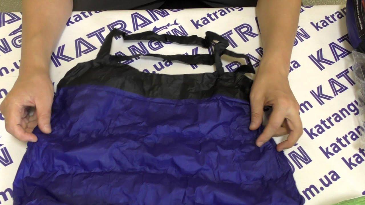 237c303701245 Складная сумка для покупок Sea To Summit shopping bag - YouTube