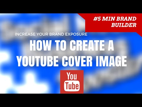 How to Create a YouTube Cover Image