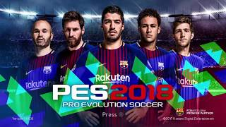 HOW TO IMPORT PES 2018 OPTION FILES ON PS4