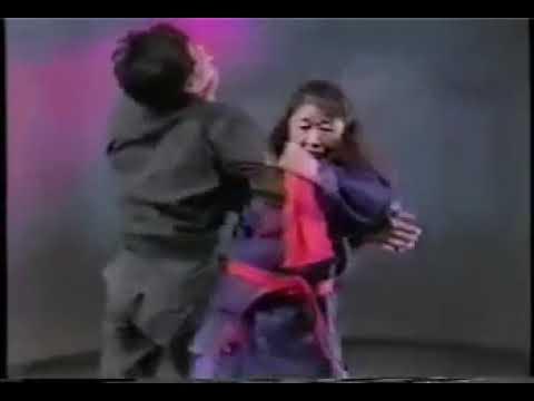 The Ninja art of Grandmaster Masaaki Hatsumi (part 1)