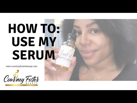 How to: Use my Serum