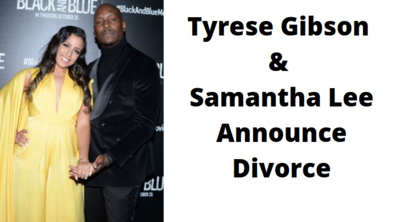 Happy Birthday Tyrese: Divorce Announcement, Stolen Car, Thief Bailout, Oh My
