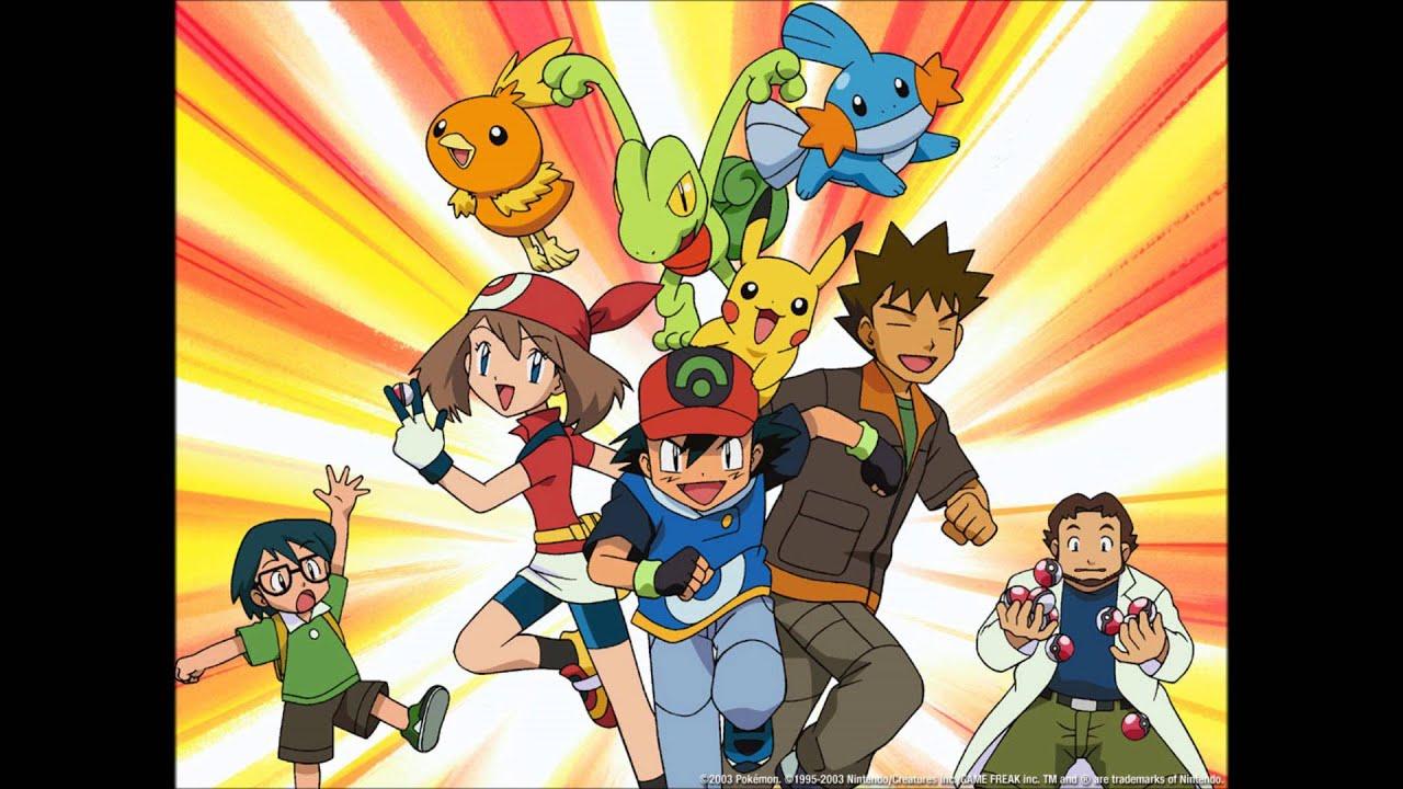 Pokemon Gen 6 Anime Characters : Génériques français pokémon à hd youtube