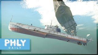 Soviet Submarine Technology ALL READY IN GAME (War Thunder Submarine Mod)