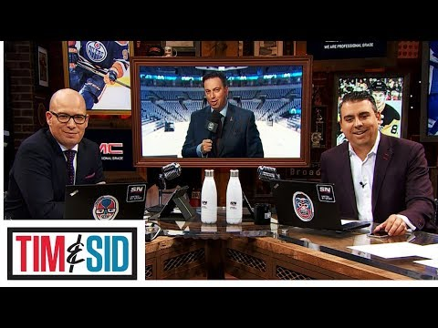Atmosphere In Winnipeg Electric As Jets Prepare For Maple Leafs | Tim and Sid
