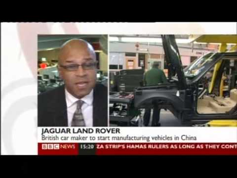Jaguar Land Rover: China approves joint venture - feat. Kevin Haggarthy