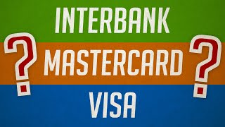 What is the best Exchange Rate? |  Interbank vs Mastercard vs Visa explained and compared 📊
