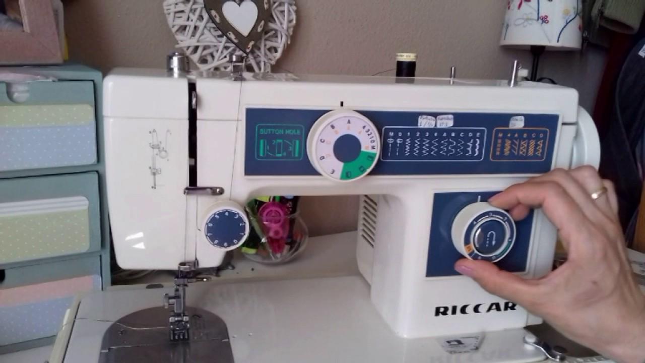 Tips; Uso y funciones de la máquina de coser en scrap