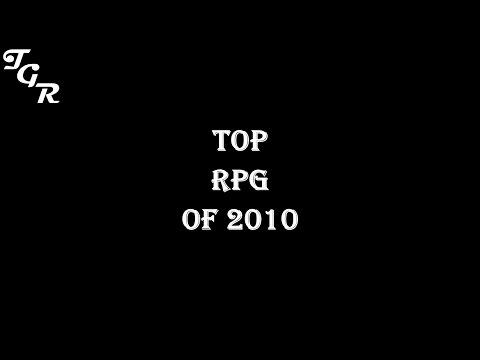 Top Rpg Games Of 2010
