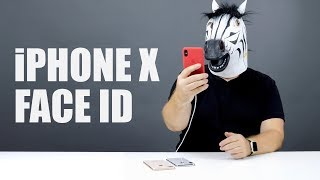 iPhone X Face ID vs. Touch ID або в чому прикол, Apple?