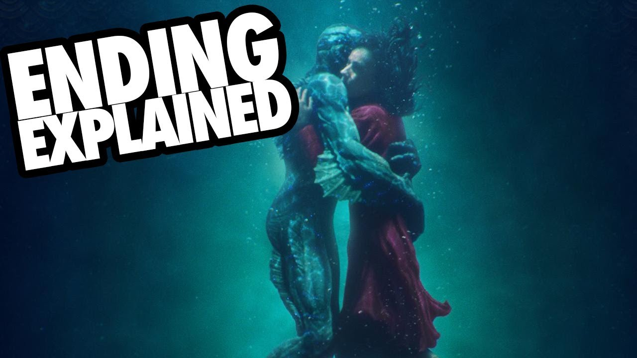 The Shape Of Water 2017 Ending Explained Analysis Youtube