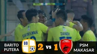 Download Video Barito Putera vs PSM Makasar 2-1 (FULL) Highlights Go-Jek Liga 1 2018 MP3 3GP MP4