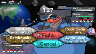 Roblox - Pokemon Brick Bronze Beta: RTD Battle Colosseum