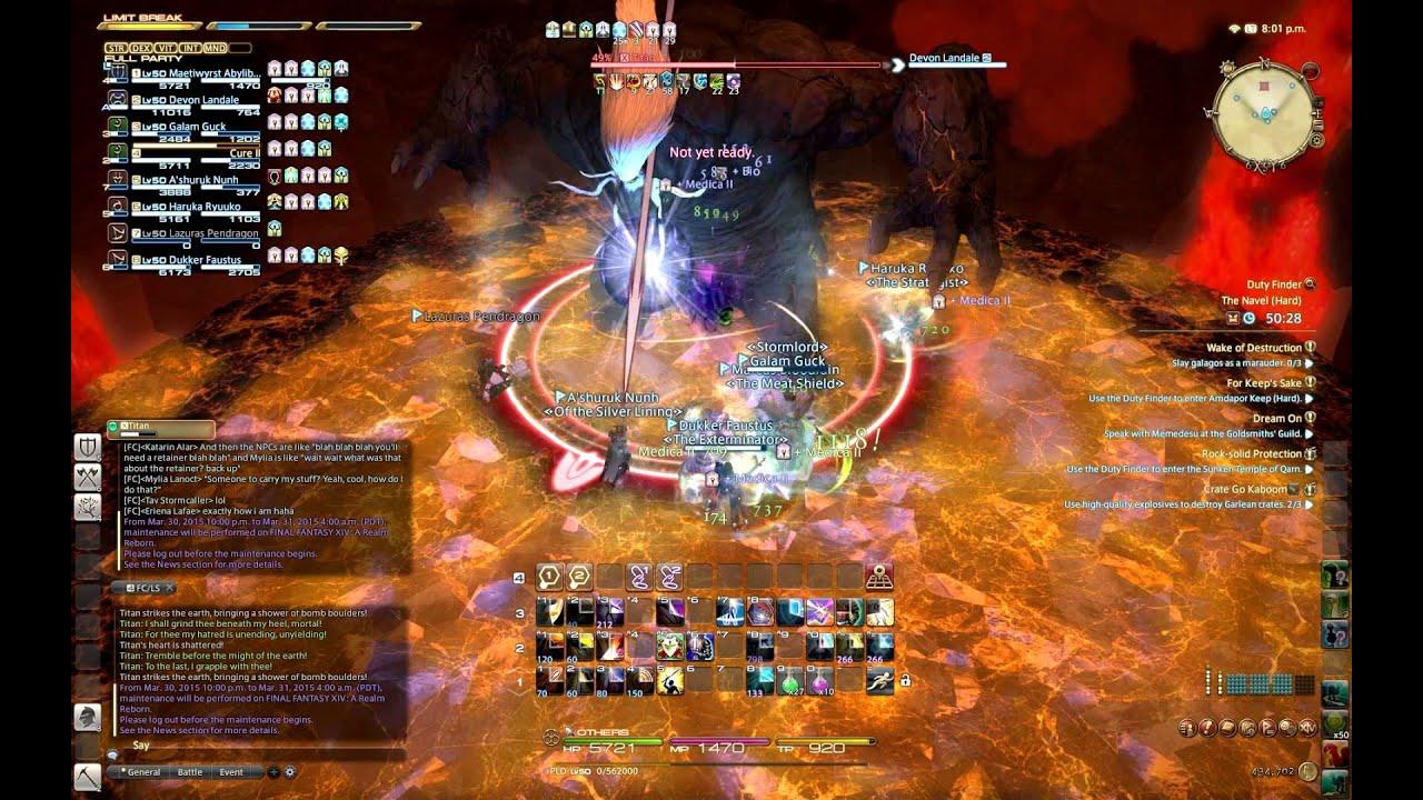 Gamer By Design: Epic Blog Battles of Gaming: FFXIV vs  WoW