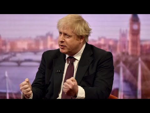 Boris Johnson: 'We have evidence that Russia has been creating and stockpiling novichok'