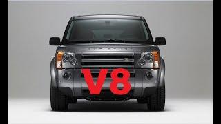 Land Rover Discovery с японским сердцем