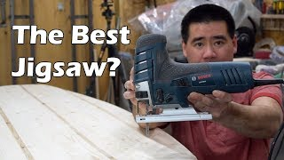 Bosch Barrel Grip Jigsaw Review – Model JS470EB