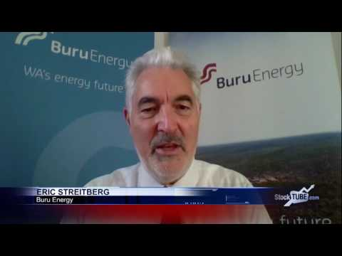 Buru Energy's Eric Streitberg talks cash flow from transformational asset swap