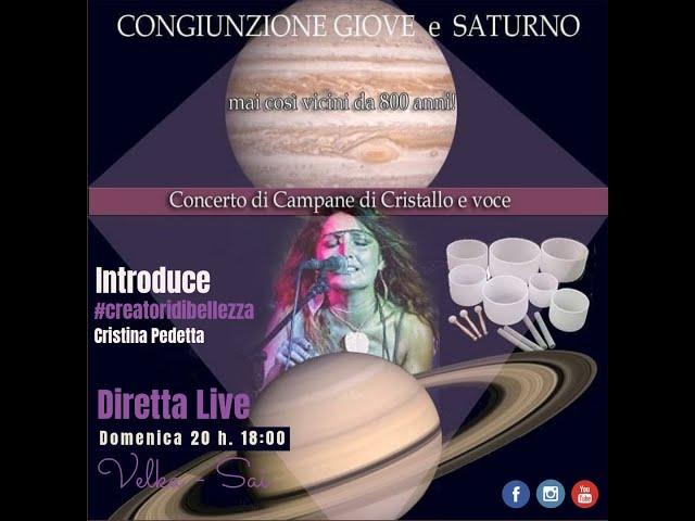 Concerto - Congiunzione GIOVE SATURNO