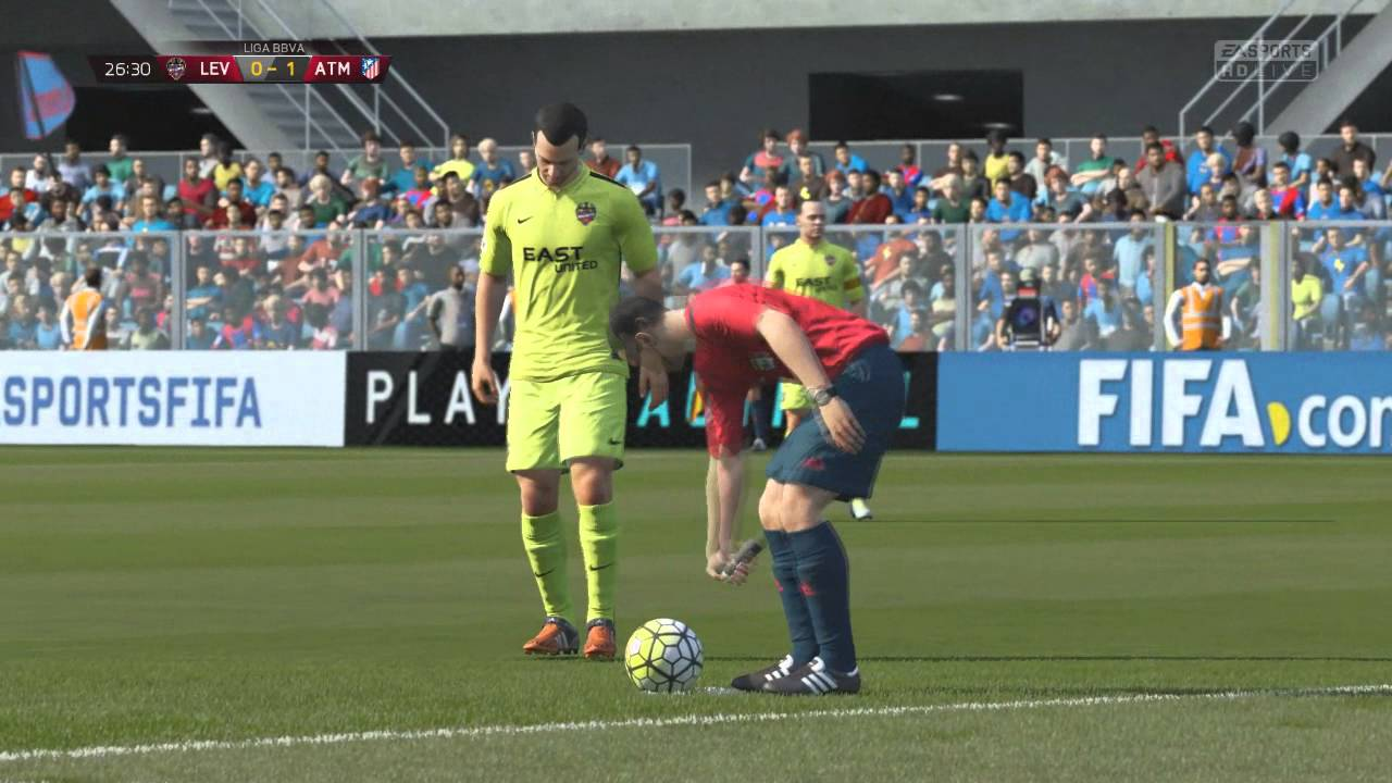 Multiplex Liga BBVA 37ème Journée avec Virtual Soccer Game Show FIFA 16