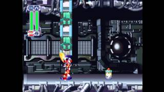 Mega Man X4 Let's Play [Zero 6/6] 100% complete