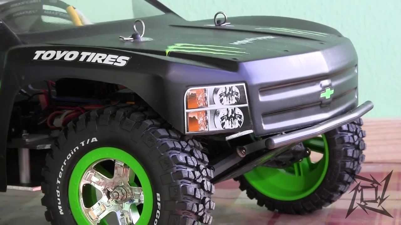Custom RC Desert Trophy Truck Pt  Custom Decals RU YouTube - Truck decals custom