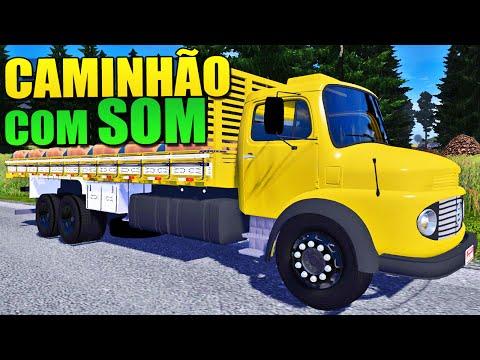 Caminhão com Som - Euro Truck Simulator 2: Euro Truck Simulator 2 - Caminhão com Som  ➨ Vídeo Novo: Corpo de Bombeiros - http://youtu.be/425qfV-lWGI  Mais de Euro Truck 2 - Auto Viação 1001 - http://youtu.be/Qw9F84eH8tk - Viagem Vida Loka - http://youtu.be/jWm9-U3XFdU - Caminhão de Melancia - http://youtu.be/h8vN58aIn3s - A Pior Ponte do Mundo - http://youtu.be/QtAUXtgosgQ - Caminhão dos Bombeiros - http://youtu.be/XX4cKlLxQ3I  - Download Caminhão - http://goo.gl/lTRFsh  Twitter - https://twitter.com/DuduMoura_Ex Facebook - https://www.facebook.com/DuduMouraEx Google Plus - https://plus.google.com/+DuduMouraEx  EXETRIZE Twitter - https://twitter.com/Exetrize Facebook - https://www.facebook.com/Exetrize