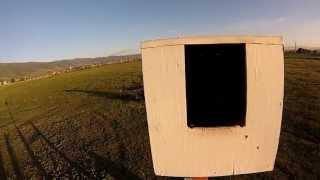 Utah Barn Owl Nest Box