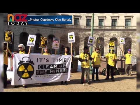 Local Flagstaff Activist Working Toward Uranium Prevention Action