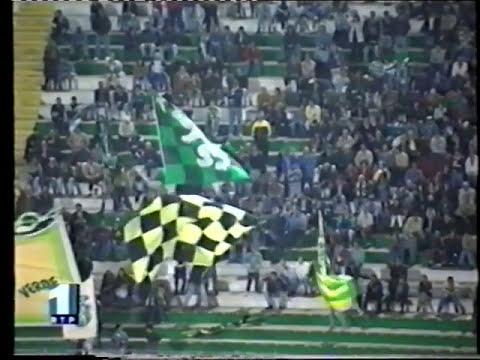 04J :: Sporting - 3 x Marítimo - 0 de 1996/1997