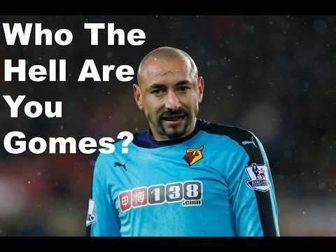 Who The Hell Are You Gomes? | Arsenal v Watford