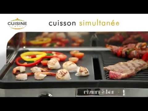 La plancha et grill riviera et bar dans votre magasin cuisine plaisir youtube - Bar dans cuisine ...