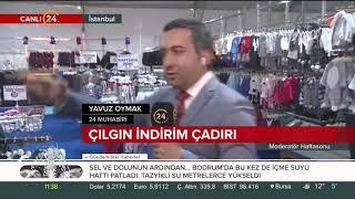 Gambar cover İstanbul'un en büyük indirim çadırı