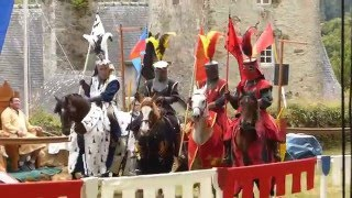 Les médiévales de Rochefort en Terre aout 2015
