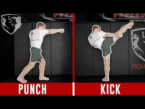 """Punch"" With Your Feet! (Kick Dexterity)"