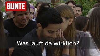 Stefanie Giesinger - Das läuft mit Sami Slimani - BUNTE TV