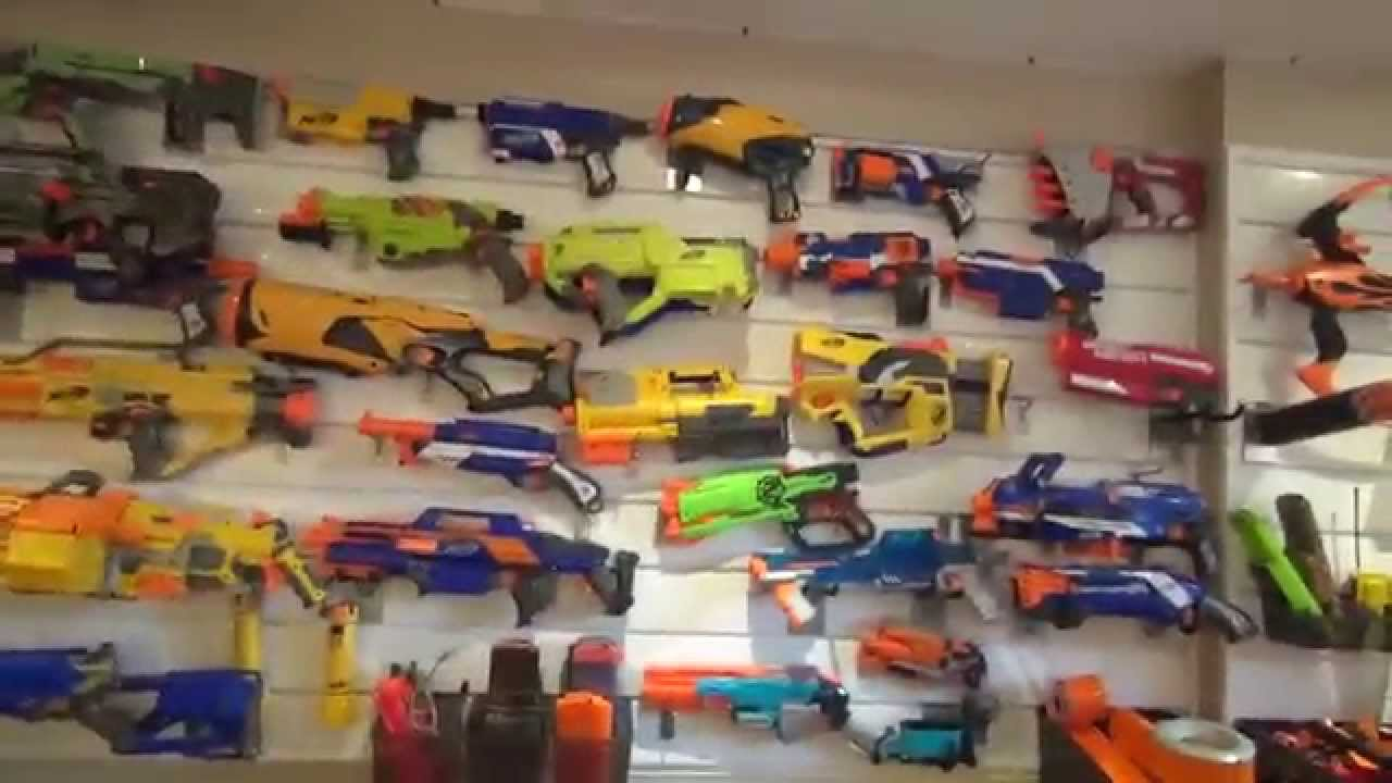 2014 ULTIMATE NERF ARSENAL! [100TH VIDEO]