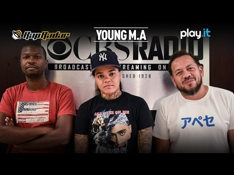 Young M.A (Full) - Rap Radar