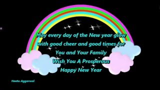 Happy New Year Animated Wishes Quotes Sayings Sms Greetings Happy New Year Whatsapp