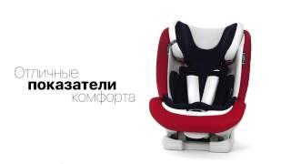 детское автокресло Esspero Seat Pro Fix обзор