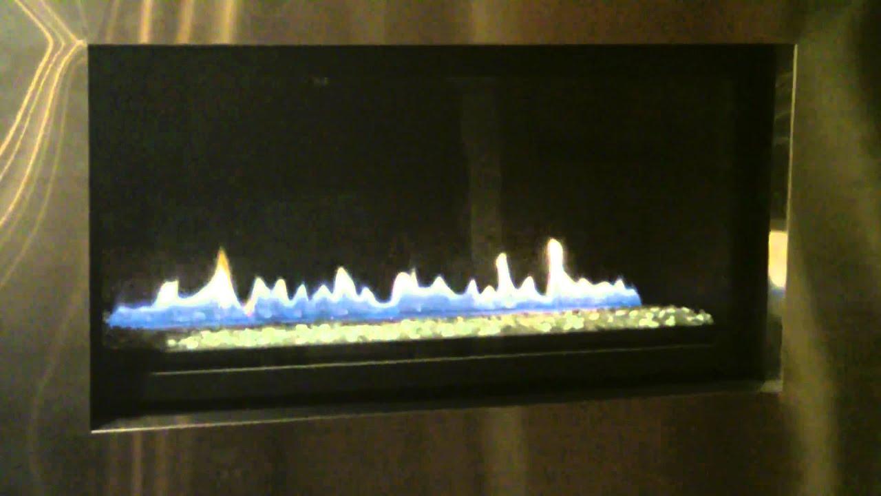 Montigo L42 modern direct vent gas fireplace MP4