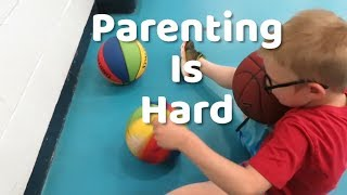 Special needs parenting is hard