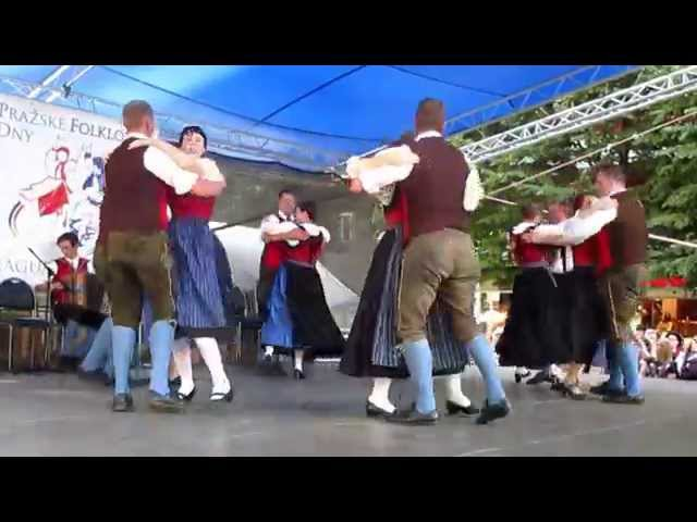 Volkstanzgruppe Lendorf (7) - Prague Folklore Days